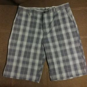 Dickies Plaid Shorts 38W